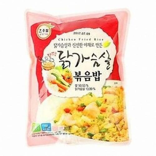 한우물(HAU) 닭가슴살 볶음밥 300g (3개)_이미지