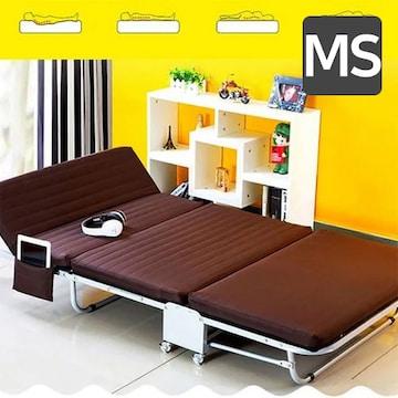더바인 안락한 3단 접이식 침대 MS