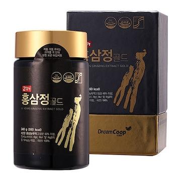 서울약사신협 고려 홍삼정 골드 240g(1개)