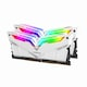 TeamGroup T-Force DDR4 32G PC4-25600 CL16 Night Hawk RGB 화이트 (16Gx2)_이미지_1