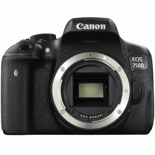 캐논 EOS 750D (렌즈미포함, 중고품)_이미지