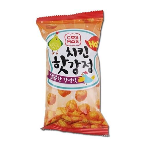 코스모스제과  치킨 핫강정 달콤한 강정맛 37g (36개)_이미지
