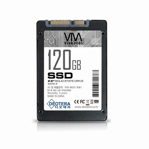 디오테라 VIVA 400s (120GB)