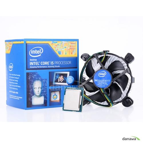 인텔 코어i5-4세대 4460 (하스웰 리프레시) (정품)