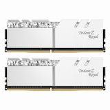 G.SKILL DDR4 64G PC4-25600 CL16 TRIDENT Z ROYAL 실버 (32Gx2)