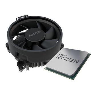 AMD 라이젠3-3세대 3300X (마티스) (멀티팩)_이미지