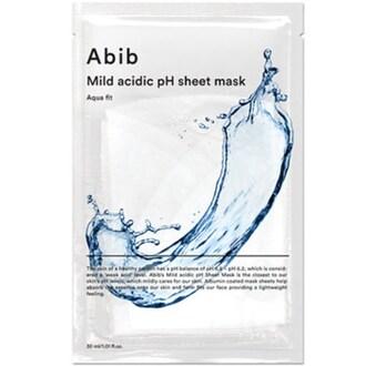 아비브 약산성 pH 아쿠아핏 마스크시트 (1매)_이미지