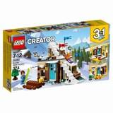 레고  크리에이터 모듈러 겨울 휴가 (31080) (정품)_이미지