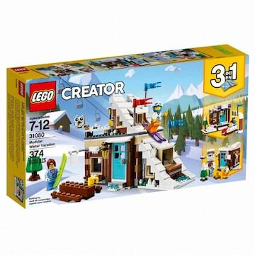 레고 크리에이터 모듈러 겨울 휴가 (31080) (정품)