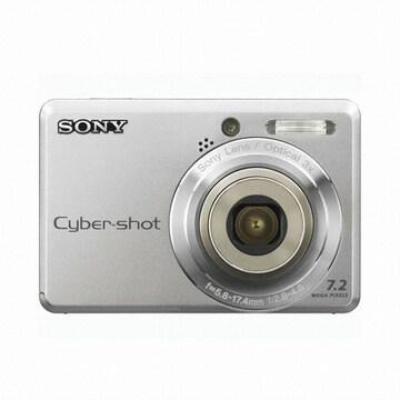SONY 사이버샷 DSC-S730 (4GB 패키지)_이미지