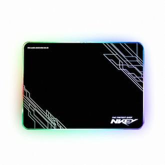 스카이디지탈 NKEY NPAD 350 LED RGB 마우스패드_이미지