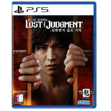 세가 로스트 저지먼트: 심판받지 않은 기억 PS5