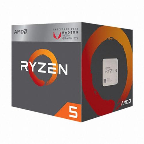 AMD 라이젠 5 2400G (레이븐 릿지) (정품)_이미지