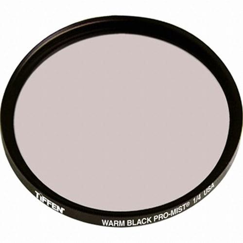 TIFFEN Warm Black Pro-Mist 1/4 렌즈필터 해외구매 (77mm)_이미지