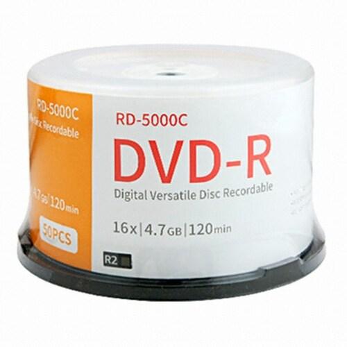 LKG  FOR LG DVD-R 4.7GB 16x 케익 (50장)_이미지