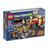 레고 팩토리 커스텀 자동차 정비소 (10200)