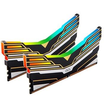 OLOy DDR4-3200 CL16 WarHawk Black RGB 패키지 (32GB(16Gx2))