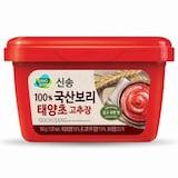 신송식품  100% 국산보리 태양초 고추장 500g (1개)_이미지