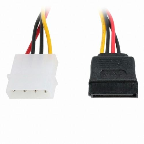 케이엘시스템 KLcom IDE 4핀 to SATA 전원 케이블_이미지