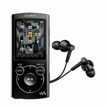 SONY Walkman NWZ-S760 Series NWZ-S764 8GB_이미지