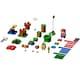 레고 슈퍼마리오 파이어마리오 파워업 스타터 번들팩 (71360+71370)_이미지