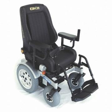거봉 전동휠체어 GK11