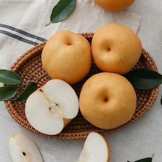 자연맛남 꿀맛남 햇 나주 배 가정용 8~9개(과) 5kg (1개)_이미지