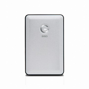 지테크놀로지 G-DRIVE slim SSD USB 3.1 Type C(500GB)