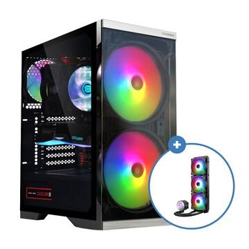 COOLMAX Q2 + AID W360 aRGB(블랙 패키지)