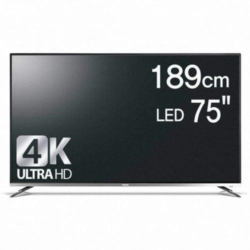 와사비망고 ZEN U750 UHD 스마트 TV HDR (스탠드)_이미지