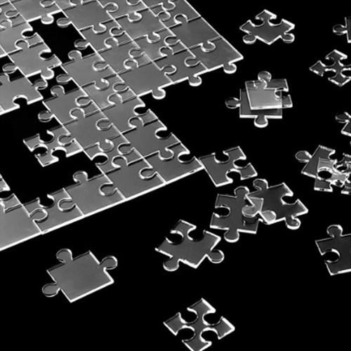 WATINC 크리스탈 블랭크 아크릴 퍼즐(300P)