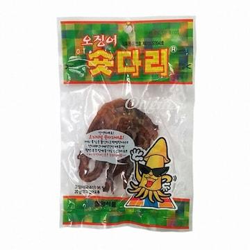 한양식품 오징어 숏다리 20g