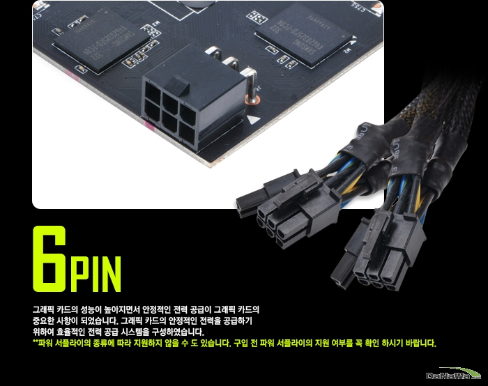 MTOP 지포스 GTX 650 D5 1GB 128BIT 프리미엄 보조전원 이미지 및 설명