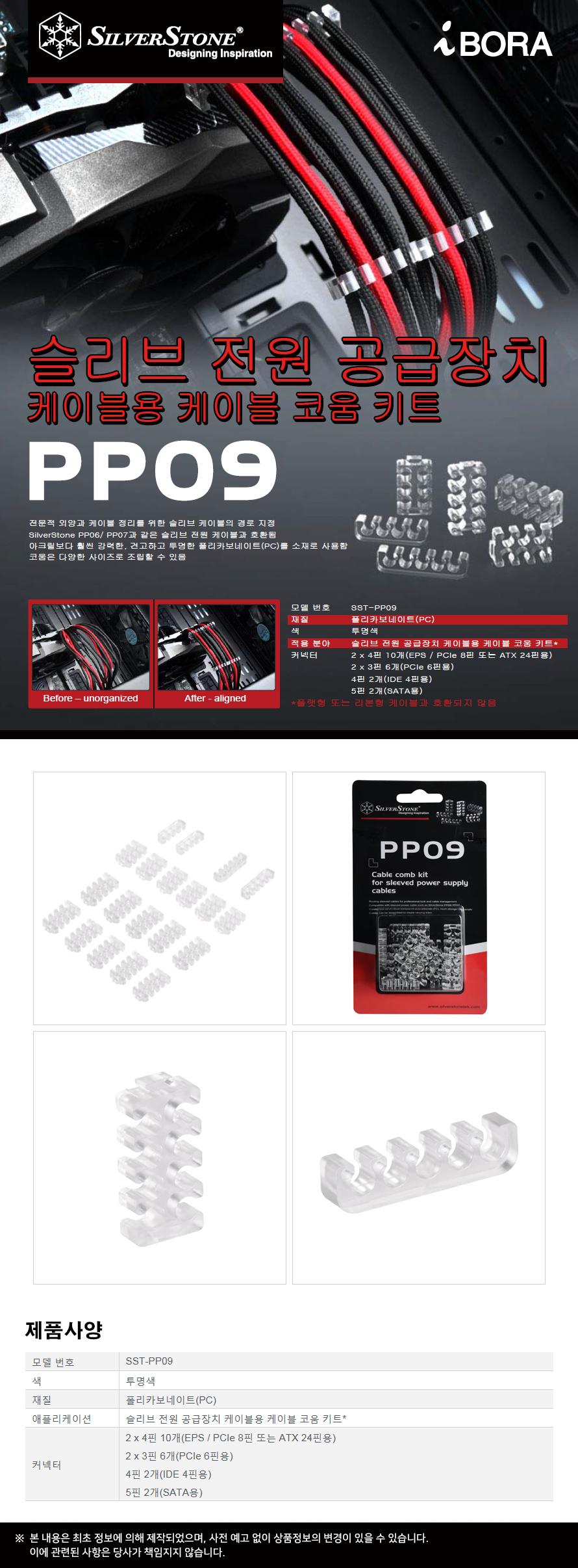 SilverStone  SST-PP09