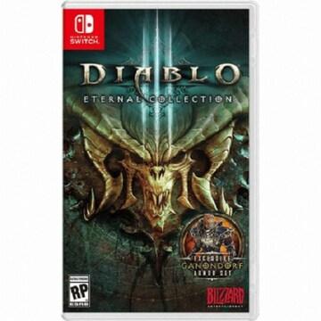 Blizzard  디아블로 3 (Diablo 3) 이터널 컬렉션 SWITCH (병행수입,북미판)