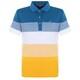 팬텀 컬러 블로킹 반팔 티셔츠 21182TO040_TQ_이미지