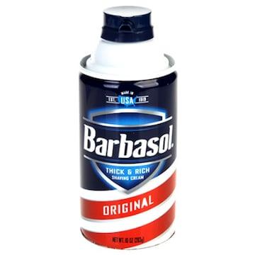 캔세이프 비밀금고 면도크림 Barbasol