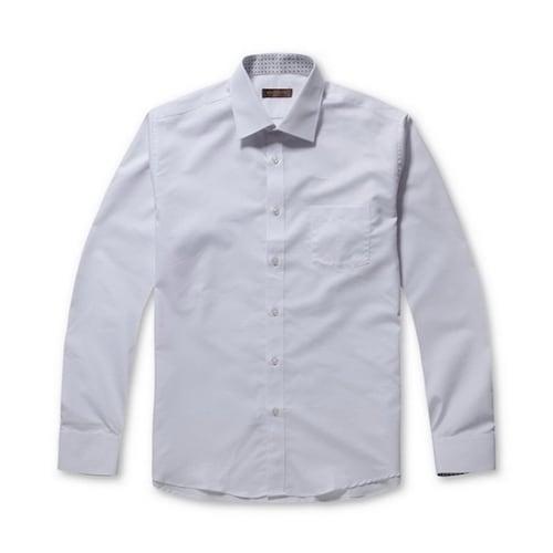 코오롱인더스트리 브렌우드 올오버 자수 드레스 셔츠 BRSDA17111WHX_이미지
