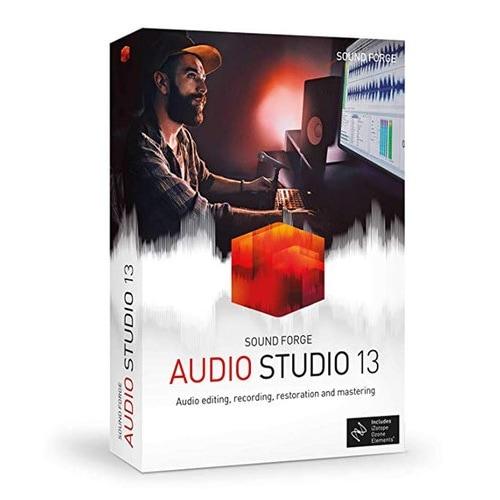 SONY Sound Forge Audio Studio 13 교육용 (ESD)_이미지