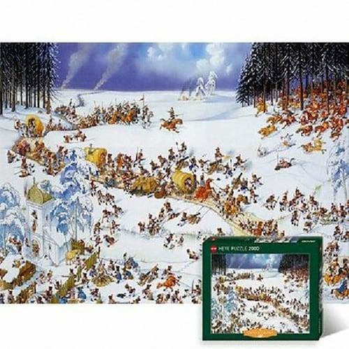 헤야  나폴레옹 설원의 전투 (2000P)_이미지