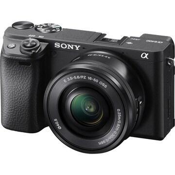 SONY 알파 A6400(16-50mm OSS)