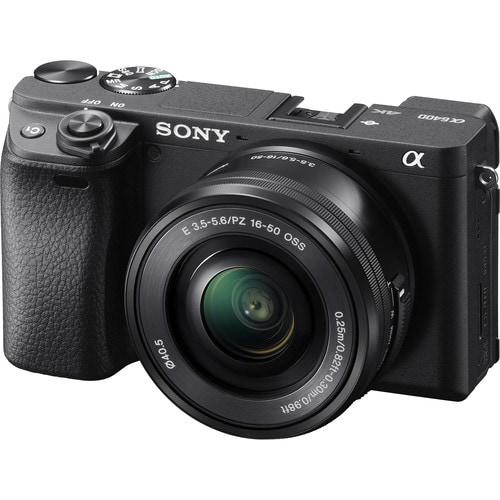 SONY 알파 A6400 (16-50mm OSS)