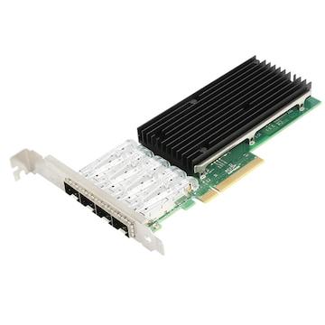 리버네트워크 NEXI NX-XL710-4SFP+ 10기가비트 서버 랜카드_이미지