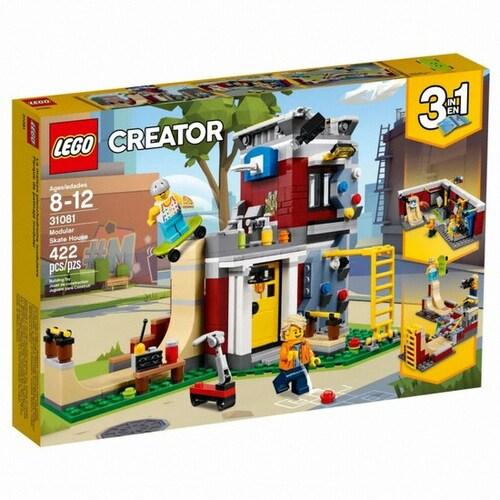 레고  크리에이터 모듈러 스케이트 하우스 (31081) (정품)_이미지
