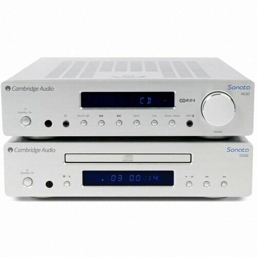 캠브리지오디오 Sonata AR30 + CD30_이미지