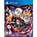 귀멸의 칼날 히노카미 혈풍담 PS4