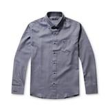 코오롱인더스트리 브렌우드 올오버 조직 드레스 셔츠 BRSDW17172NYX_이미지