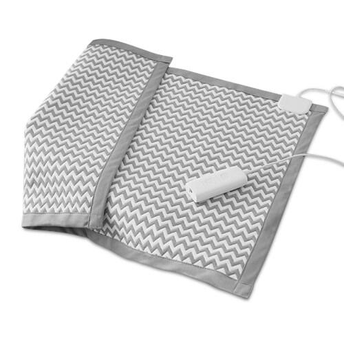 닥터서플라이 닥터스 탄소섬유 온열패드 전기방석 2020년형 (1인용, 48.5x70cm, 중형)_이미지