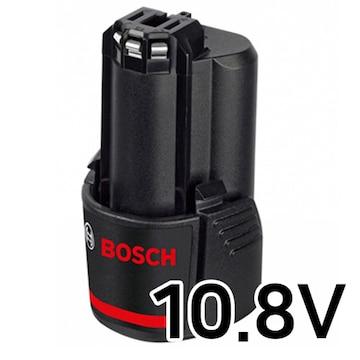 보쉬  10.8V 리튬이온 배터리 (1.3Ah)