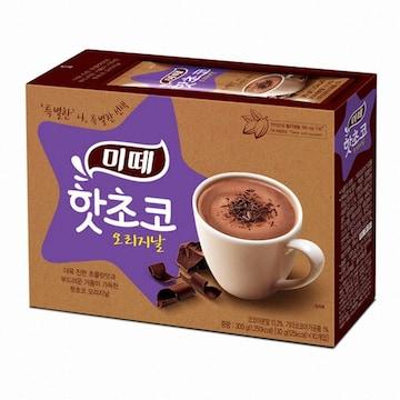 동서식품 미떼 핫초코 오리지날 10T(1개)